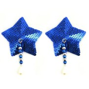 BDN105BLU56b5c7aa7dac0 180x180 - Bijoux Nipple Covers Sequin Round Feathers Black