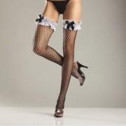 BEW630 180x180 - Black Fence Net Pantyhose