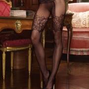 DG017154cb95a928e13 180x180 - Sheer Opaque Garter Pantyhose Black O/S