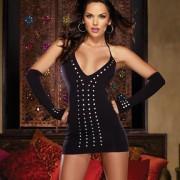 DG867254cb95b66d465 180x180 - Dress & G String Black O/S