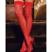 ELM1775R 1 180x180 - Sheer Thigh High Stockings White O/S