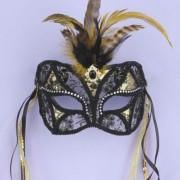 FN6101754cb963e7da20 180x180 - Devil Man Half Mask Silver