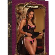 MSB621BLKMED54cb96e9c73d3 180x180 - MERRY WIDOW DRESS & G-STRING PINK L/XL (NEON LACE)
