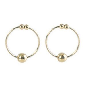 SE2630 07 1 300x300 - Nipple Rings Gold