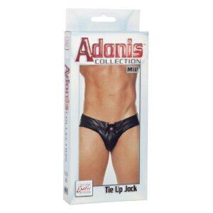 SE452510527bc06a67425 300x300 - Tie Up Jock Strap Black M/L