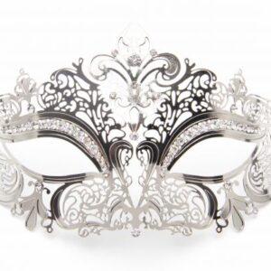 TUOU107SIL2546d4f56274d4 300x300 - Princess Masquerade Mask Silver