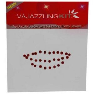VJ903 300x300 - Vajazzle Red Lips