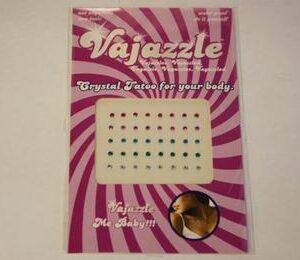 VJ908 300x260 - Vajazzle Multi Colored Crystals
