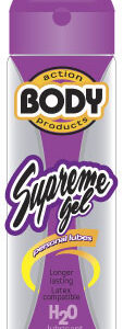 005 113x300 - Body Action Supreme Gel Lube 4.8 oz