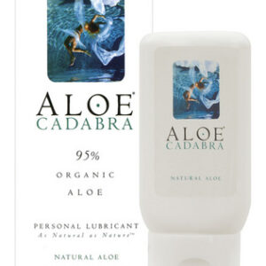 AC1030812 1 300x300 - Aloe Cadabra Organic Lube Natural 2.5 oz