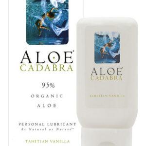AC3091610 1 300x300 - Aloe Cadabra Organic Lube Vanilla 2.5 oz