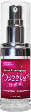 BA075 - Dazzle Female Stimulating Cream 0.5 fluid ounce