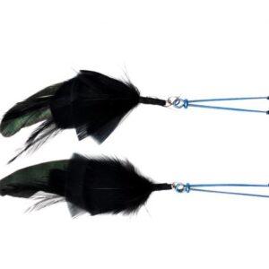 BDN1003BBLK530fe6c0968a6 300x300 - Tweezer Clamp Blue Feather Black