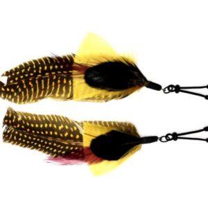 BDN1021BLKNAT5326a49e81a2f 300x300 - Wide Tweezer Clamp Black Feather Natural