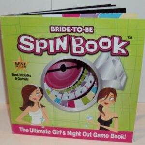 BLCBOOK1 300x300 - Bride-to-be spinner game book