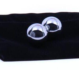 BN23745 1 300x266 - Gleam Ben Wa Balls Silver