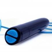 BN81502 2 180x180 - Juicy Vibrating Dildo Blue Bulk