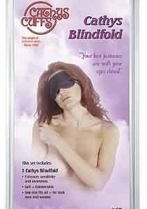 CC004 211x300 - Cathy's Blindfold Black