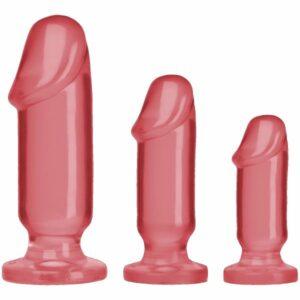 DJ02832053357980075b7 300x300 - Crystal Jellies Anal Starter Kit - Pink