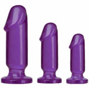 DJ02832253357983ed914 300x300 - Crystal Jellies Anal Starter Kit - Purple