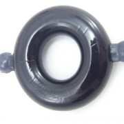 H2H1206BLK561a28d711fea 180x180 - H2H Cock Ring Elastomer Small Clear