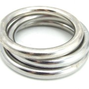 "H2H55R562211afd01a9 180x180 - Metal C Ring 1.75"" Stainless Steel Tribal Design"