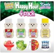 HLLVDKPACK04539fc479d4e7c 180x180 - Koala Flavored Lube Strawberry Margarita 6oz