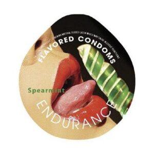 HO2089 300x300 - Endurance Flavored 3Pk Condoms-Spearmint
