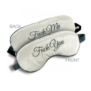 IB233425610ee4c9e550 300x300 - F-ck Me / F-ck You Mask Blindfold Gray