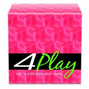 KHEBGR42 1 300x300 - 4 Play Game Set