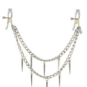 PD3624265270fc87040f3 180x180 - Fetish Fantasy Series Tit Chain Clamps