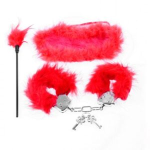 PD381115 2 300x300 - Feather Fantasy Kit Red