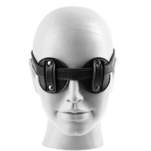 PD390923 2 300x300 - Blinder Mask Black Blindfold
