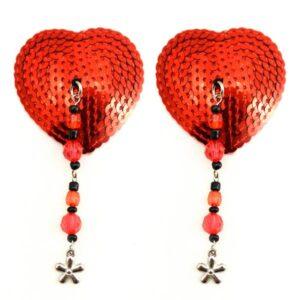 BDN303R56b5c7b126bea 300x300 - Bijoux Nipple Covers Sequin Heart Beads & Flower