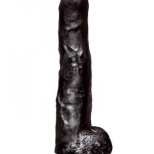 IB5203257a4593199d02 300x300 - Big Black Cock Uncut Realistic Dildo