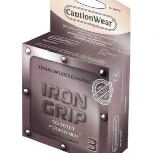 7717 03 300x300 - Caution wear iron grip snug fit - pack of 3