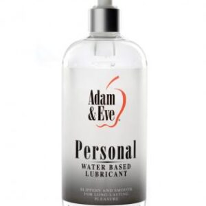 AE LQ 5577 300x300 - Adam & Eve Personal Water Based Lube 16oz