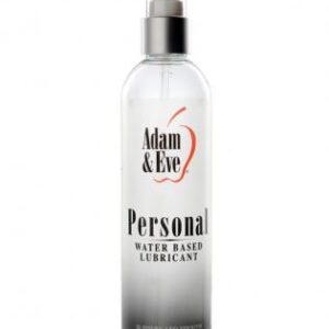 AE LQ 5584 300x300 - Adam & Eve Personal Water Based Lube 8oz