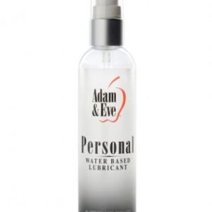 AE LQ 5591 300x300 - Adam & Eve Personal Water Based Lube 4oz