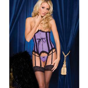 AL11 4701 PR M0 300x300 - Betty rubber look corset