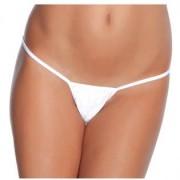 C0100 WH X0 180x180 - G-String Panty White O/S