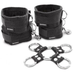 CNVELD 7924 36 2 300x300 - 5-piece Hog Tie And Cuff Set