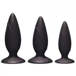 CNVELD ASPH94858 21514571161 300x300 - Porn Hub Anal Training Kits 3 Butt Plugs Black