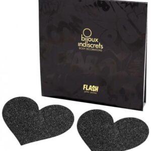CNVELD BX0155563491fe6f394 300x300 - Bijoux Indiscrets Flash Heart Pasties Black