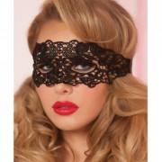 CNVELD STM4013 BK OS54648f7921e73 180x180 - Lace Wrap Bra, Choker, Thong, Garters & Thigh Highs Black O/S