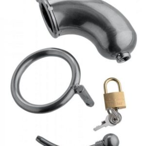 CNVELD XRAE844 21504553002 300x300 - Armor Chastity Cage Removable Urethral Insert